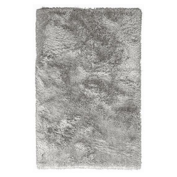 Antoin Carpets Hoogpolig vloerkleed - Love Shaggy Zilver