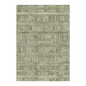 Antoin Carpets Modern vloerkleed - Ardmore Olijfgroen 4444