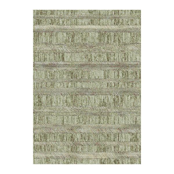 Modern vloerkleed - Ardmore Olijfgroen 4444