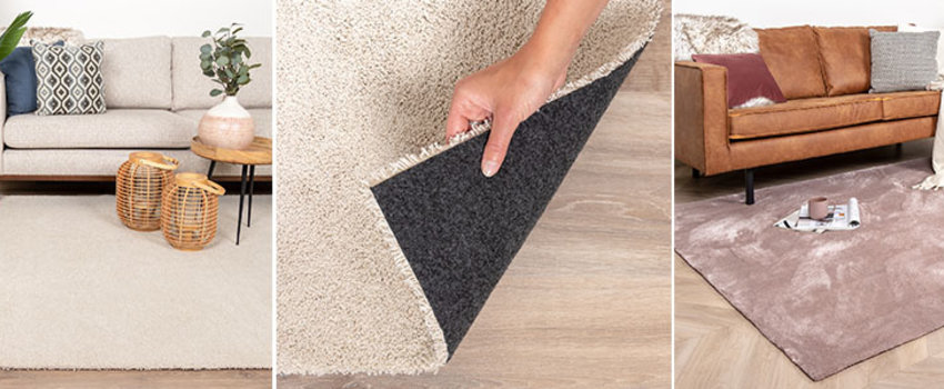 De voordelen van een wasbaar vloerkleed