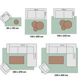 Antoin Carpets Modern vloerkleed - Amble Multicolor 6282
