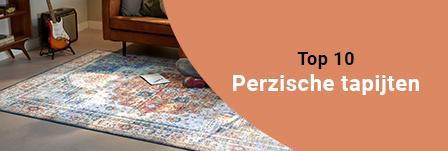 Top 10 Perzische tapijten