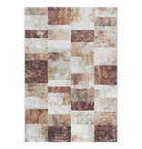 Antoin Carpets Patchwork vloerkleed - Albury 6474