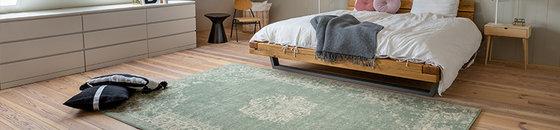 Wat voor vloerkleed onder mijn bed?