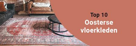 Top 10 Oosterse tapijten