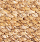 FRAAI Wollen vloerkleed - Brilliant Okergeel