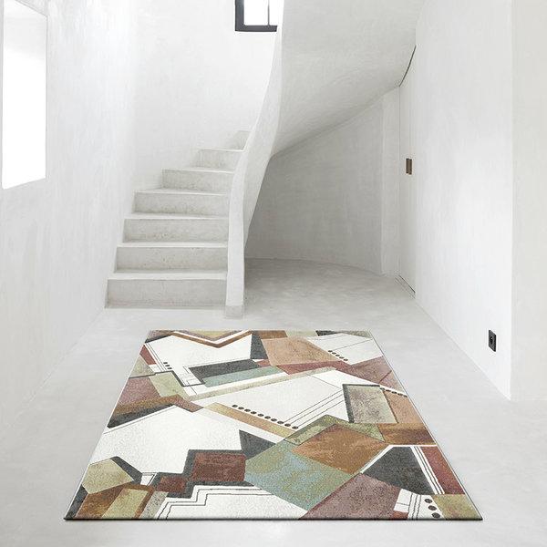 Modern vloerkleed - Alcester Multicolor 7270