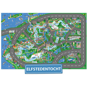 City-Play Speelkleed - Maes Autoweg Elfstedentocht