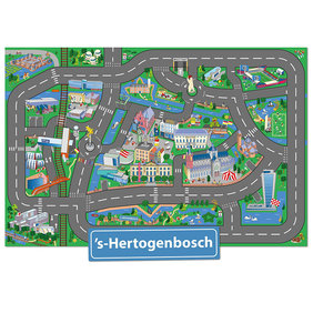 City-Play Speelkleed - Maes Autoweg Den Bosch