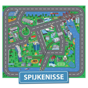 City-Play Speelkleed - Maes Autoweg Spijkenisse