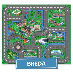 City-Play Speelkleed - Maes Autoweg  Breda