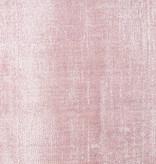 FRAAI Rond viscose vloerkleed - Pearl Lichtroze