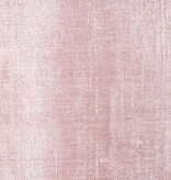 FRAAI Viscose vloerkleed - Pearl Lichtroze
