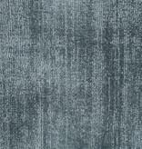 FRAAI Rond viscose vloerkleed - Pearl Blauw/Groen