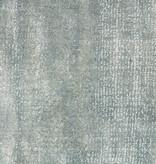 FRAAI Rond viscose vloerkleed - Pearl Mint