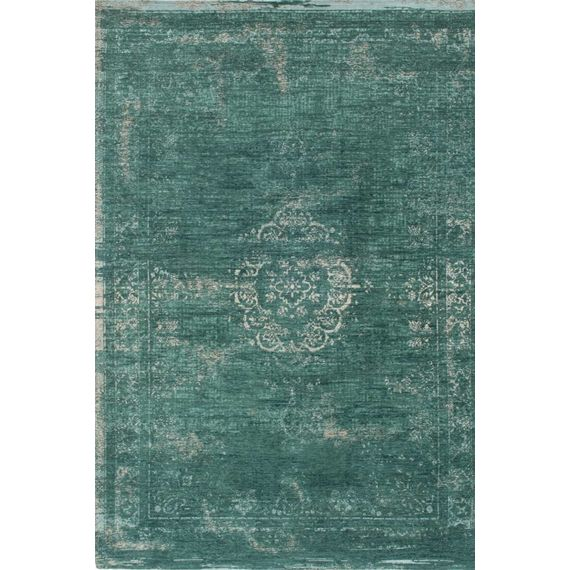 Louis de Poortere Vintage vloerkleed - The Fading world Jade 8258