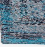 Louis de Poortere Vintage vloerkleed - The Fading world Grey Turquoise 8255