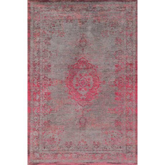 Louis de Poortere Vintage vloerkleed - The Fading world Pink Flash 8261