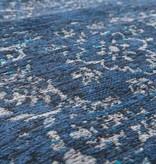 Louis de Poortere Vintage vloerkleed - The Fading world Blue night 8254