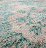 Louis de Poortere Vintage vloerkleed - Fading world Jade Oyster 8259