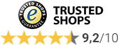Trustedshops Klantbeoordelingen