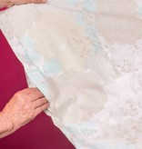 Sofiben Collection Sofiben dekbedovertrek met rits Rosalina, Percale katoen, afm. 140 x 200 cm. met 1 kussensloop