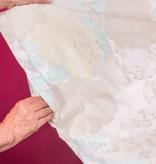 Sofiben Collection Sofiben dekbedovertrek met rits Rosalina, Percale katoen, afmeting 200 x 220 cm. met 2 kussenslopen