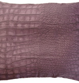 1 extra kussensloop, dessin Zamora, 300TC katoensatijn, afmeting 60 x 70 cm