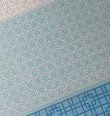 Sofiben Budgetline Sofiben dekbedovertrek met rits Atlantis, katoenmenging 70% katoen / 30% polyester,  260x220 met 2 kussenslopen