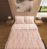 Sofiben Budgetline Sofiben dekbedovertrek met rits Cherry Blossom  katoenmenging 70% katoen / 30% polyester, 240x200 met 2 kussenslopen
