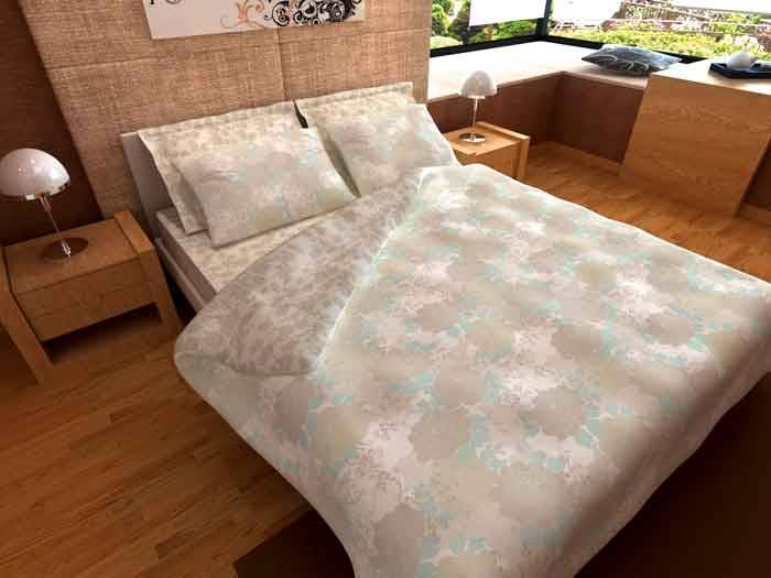 Sofiben Collection Dekbedovertrek Rosalina 140x220
