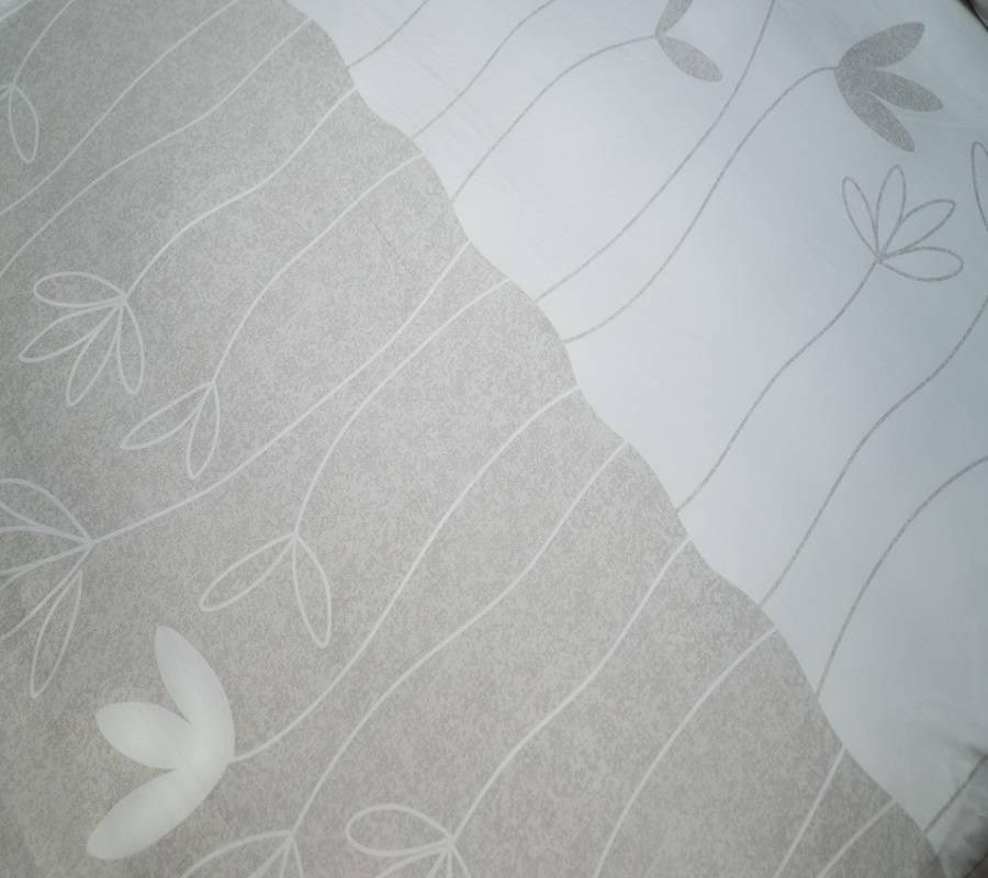 Sofiben Collection Sofiben Collection Bluma, Percale katoen, afmeting  140 x 200 cm. met 1 kussensloop