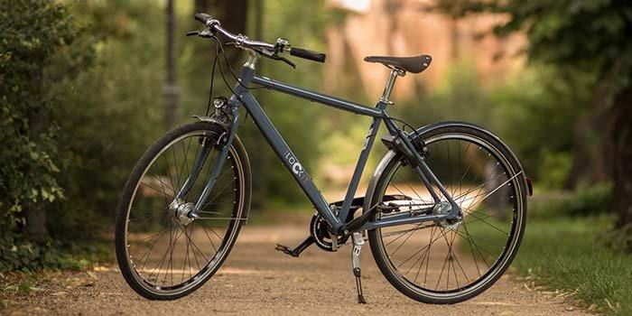I LOCK IT - Das intelligente Fahrradschloss
