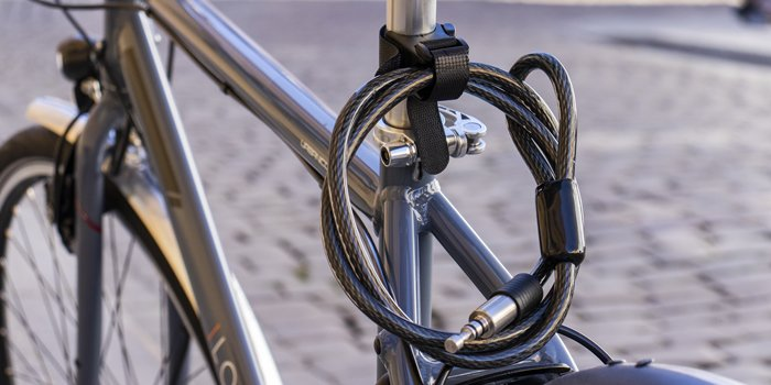 I LOCK IT - Plug-in cable with holder
