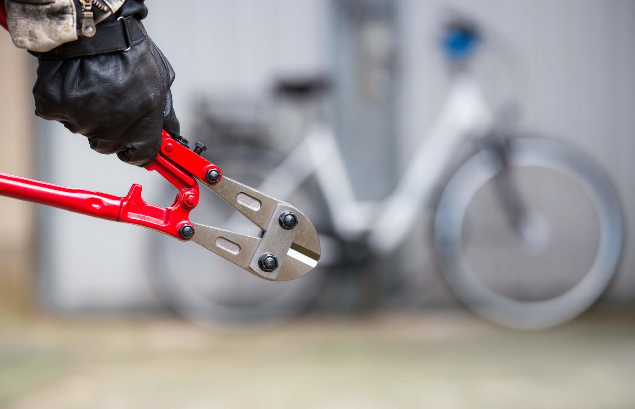 Fahrrad-Diebstahlschutz mit I LOCK IT
