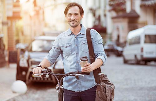 Fahrrad Verleih für Unternehmen