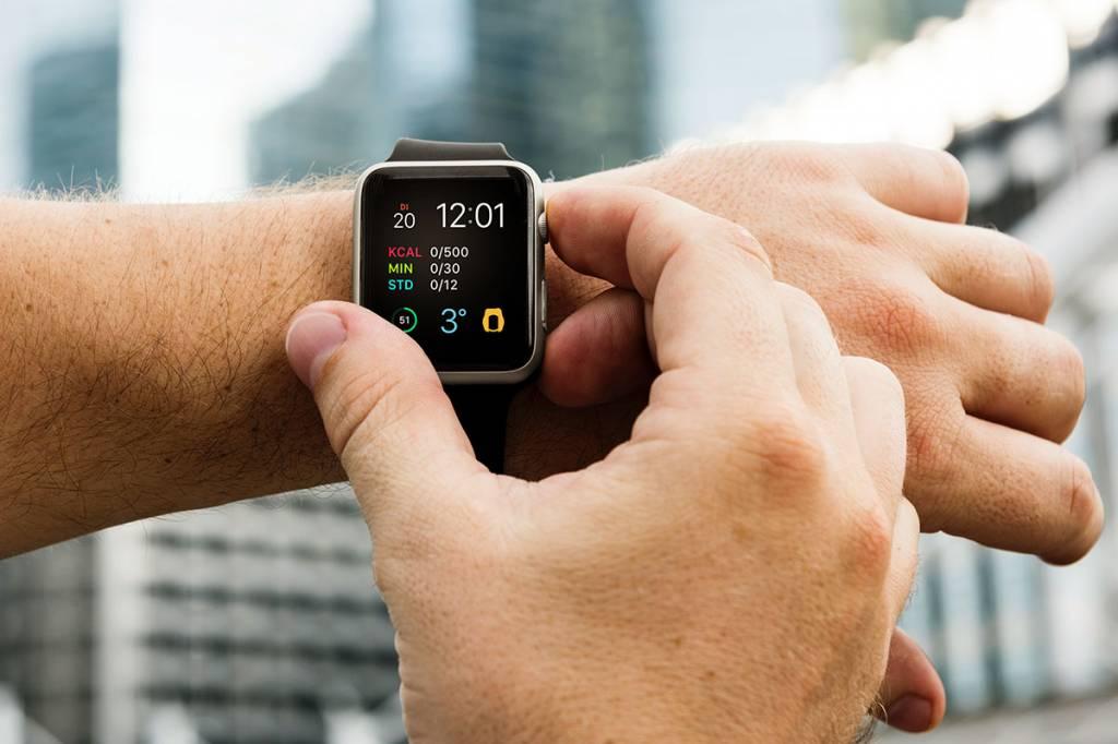 Immer in Verbindung mit der I LOCK IT Erweiterung für die Apple Watch