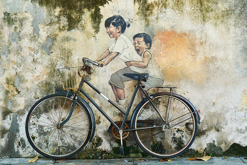 Das Rad neu erfinden - intelligente (Fahrrad)informationen