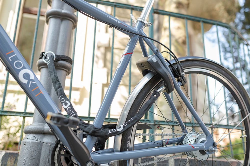 Fahrrad Diebstahlschutz mit I LOCK IT-12 Tipps für mehr Diebstahlschutz am Fahrrad