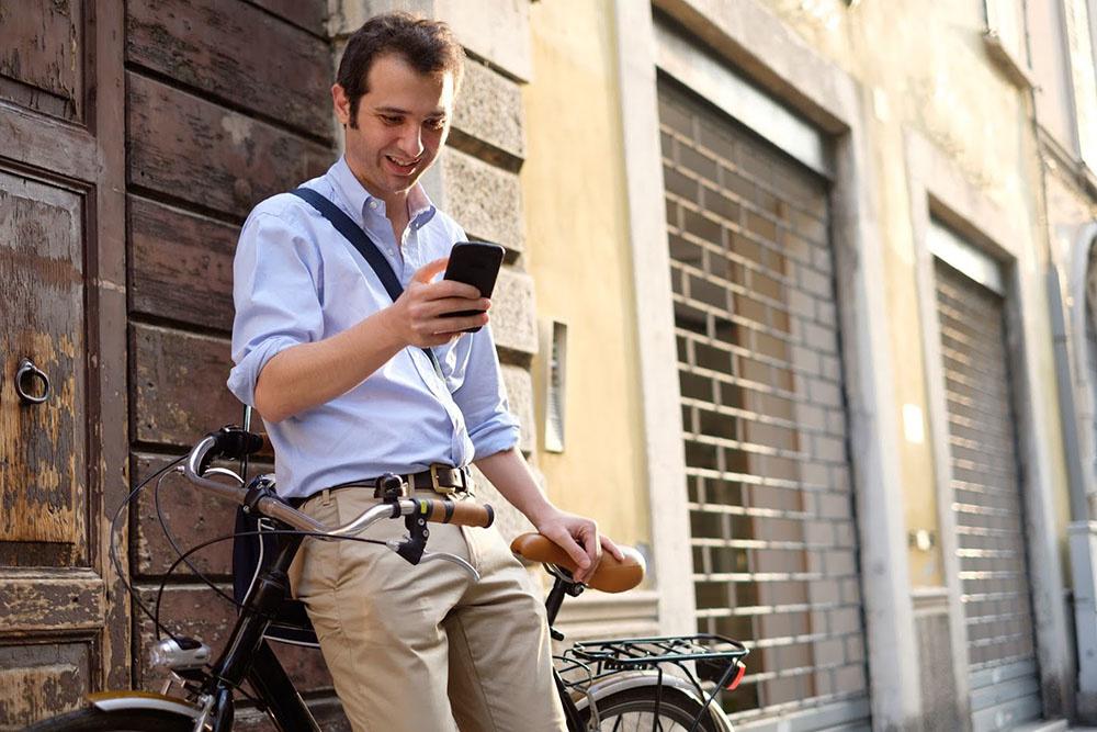 Innovativer Schutz mit einem smarten Fahrradschloss