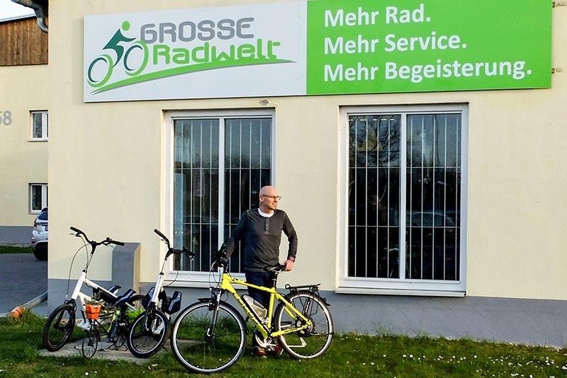 Fahrradhändler in Ihrer Nähe: heute in Leipzig