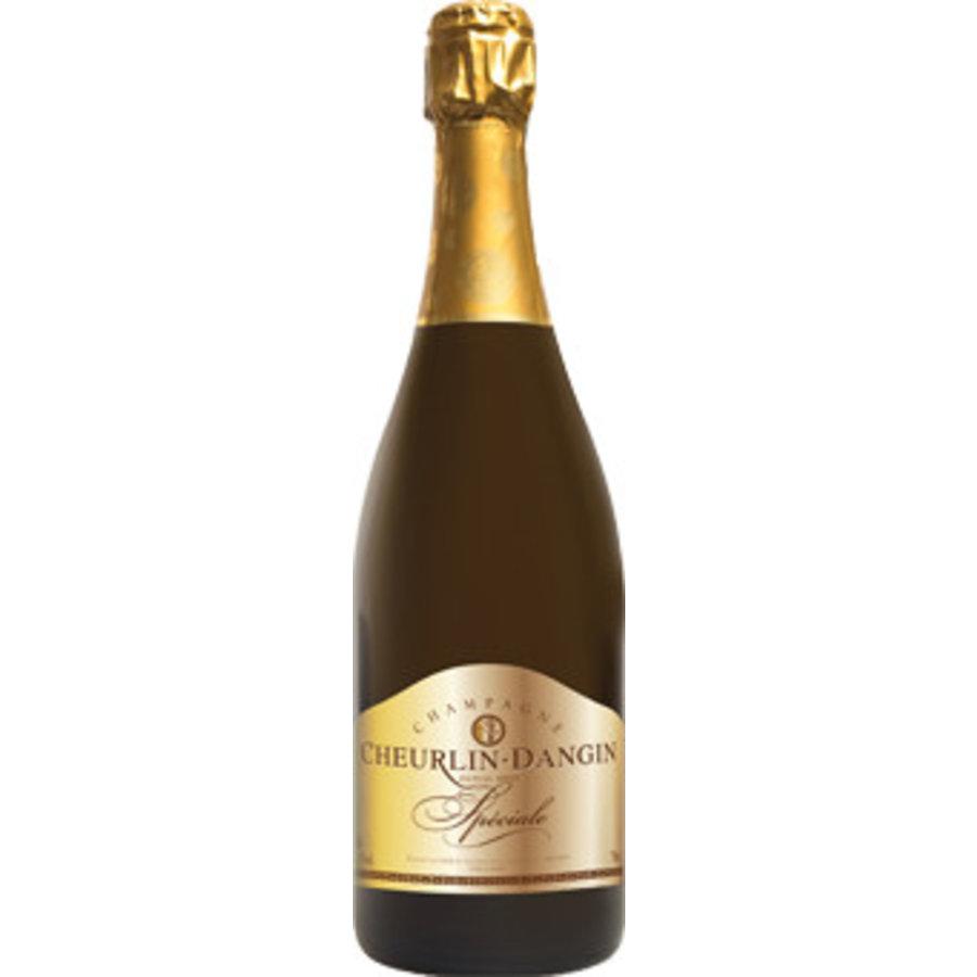 Champagne Cheurlin Dangin Cuvée Speciale 75cl