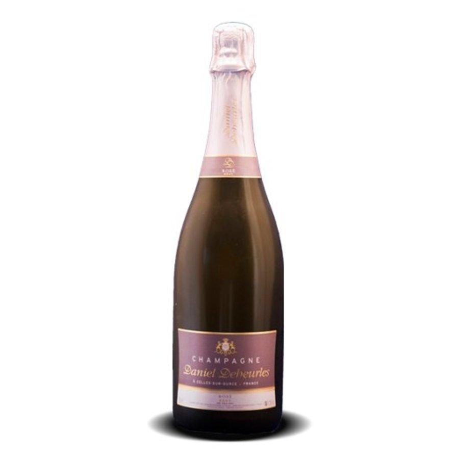 Champagne Daniel Deheurles Rosé brut 75cl