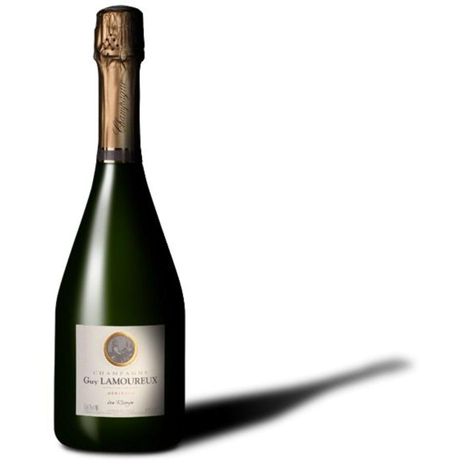 Champagne Guy Lamoureux Cuvée Heritage 75cl