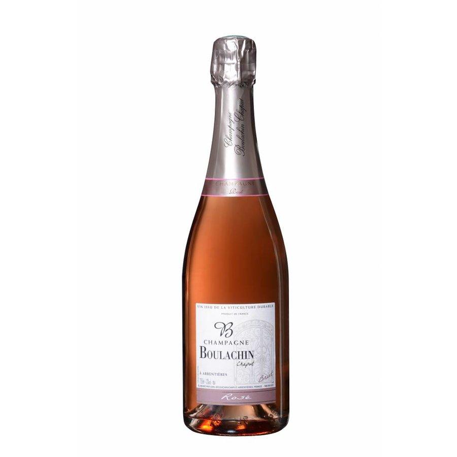 Champagne Boulachin Chaput Rosé Brut