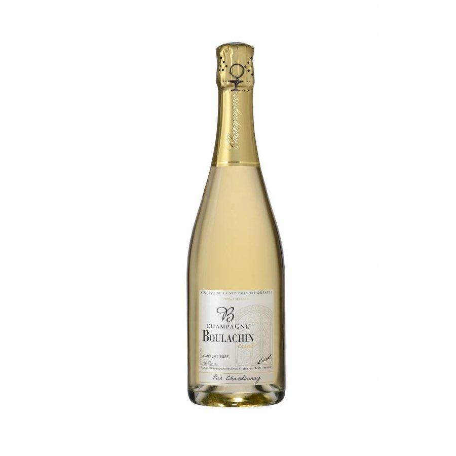 Champagne Boulachin Chaput Blanc de Blancs 75cl