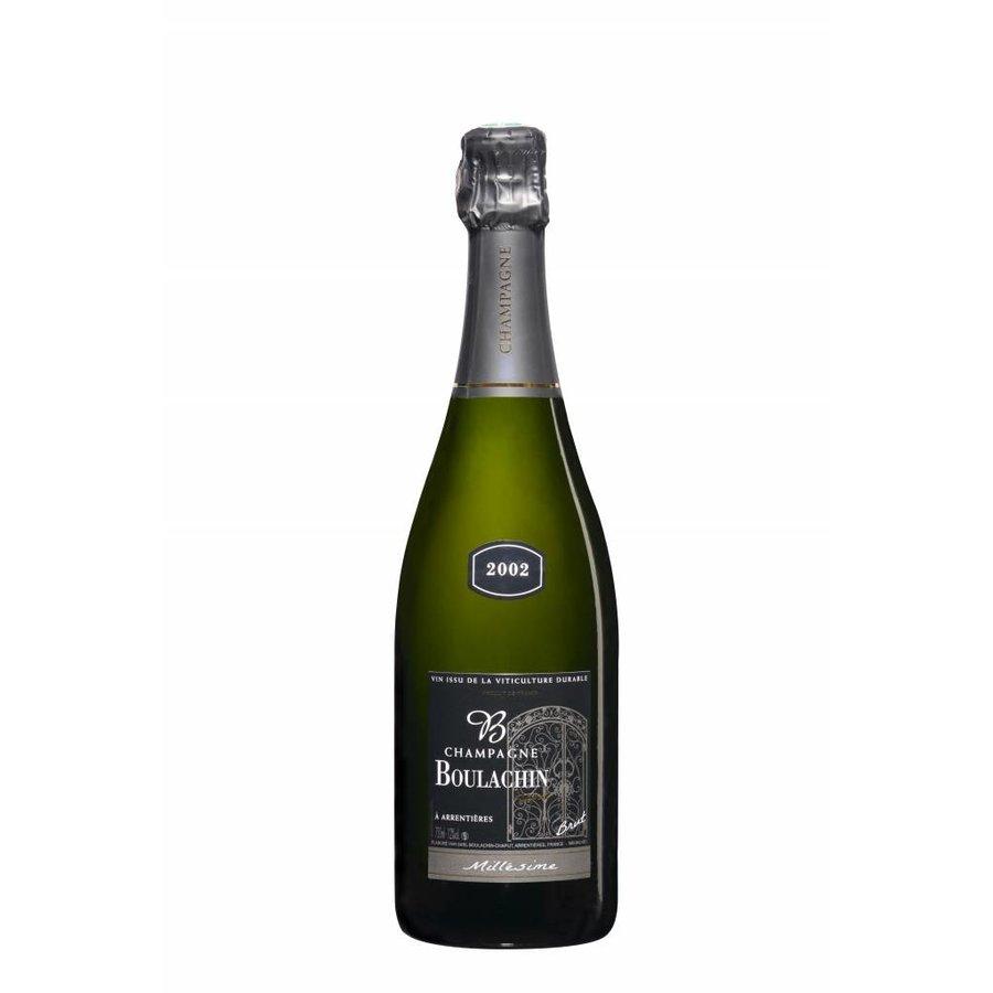 Champagne Boulachin Chaput Millésimé