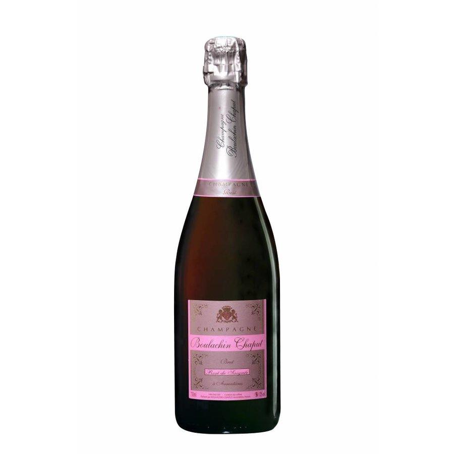 Champagne Boulachin Chaput de Rosé Saignée 75cl