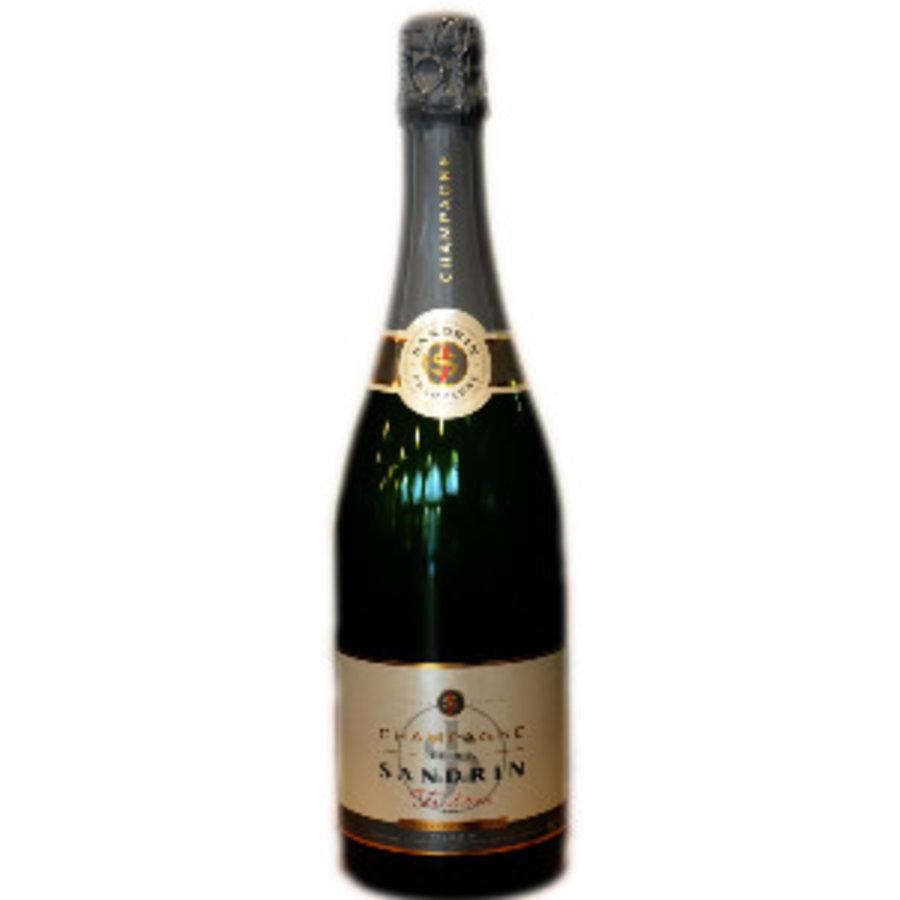 Champagne Jean Sandrin Tradition Dem-sec 75cl