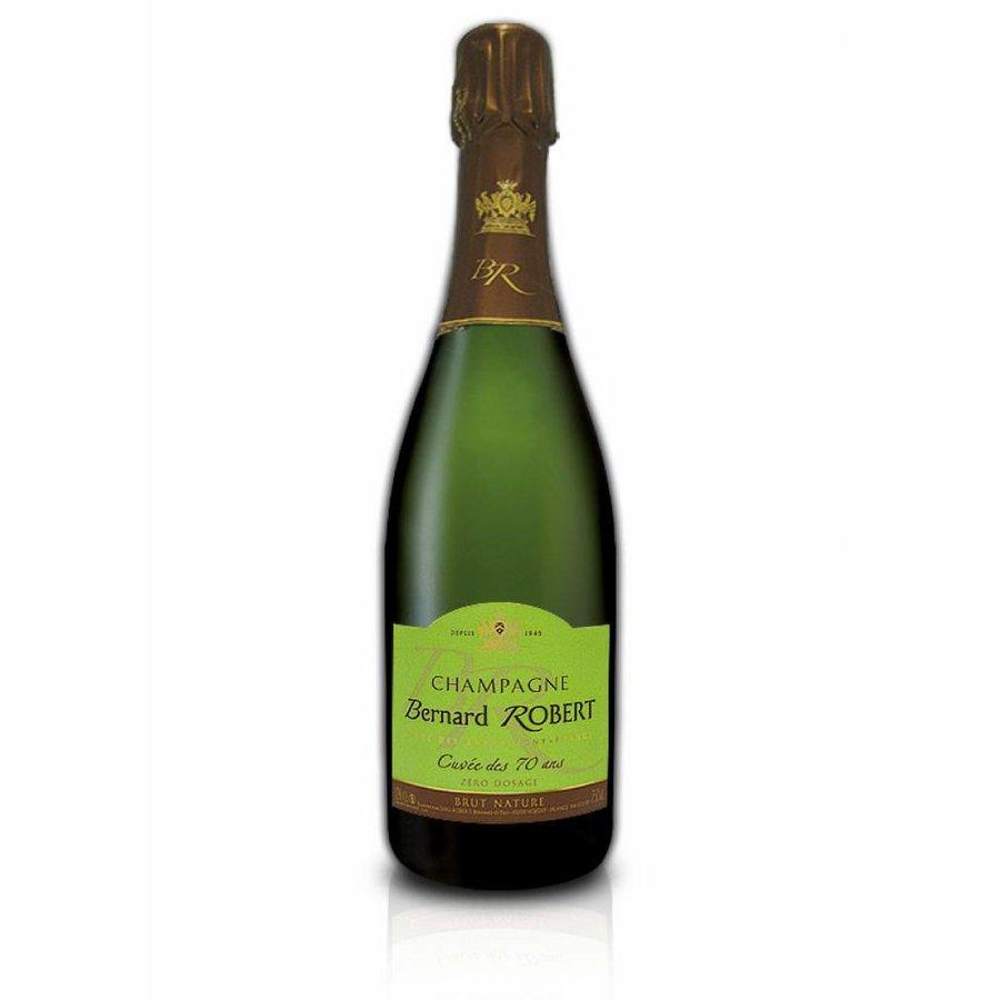 Champagne Bernard Robert Zéro Dosage 75cl